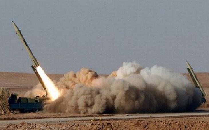 সিরিয়ার ক্ষেপণাস্ত্র পড়েছে ইসরায়েলেরপরমাণু স্থাপনার পাশে