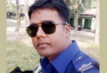 শিশুসহ তিনজনকে গুলি করে হত্যা: এএসআই সৌমেন বরখাস্ত