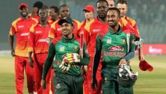 বুধবার থেকে শুরু হচ্ছে জিম্বাবুয়ে-বাংলাদেশ টেস্ট ম্যাচ