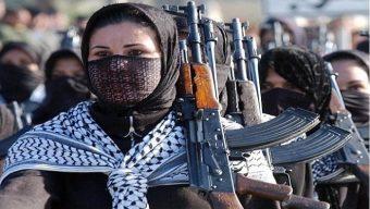 তালেবান ঠেকাতে আফগান নারীদেরও সশস্ত্র প্রস্তুতি