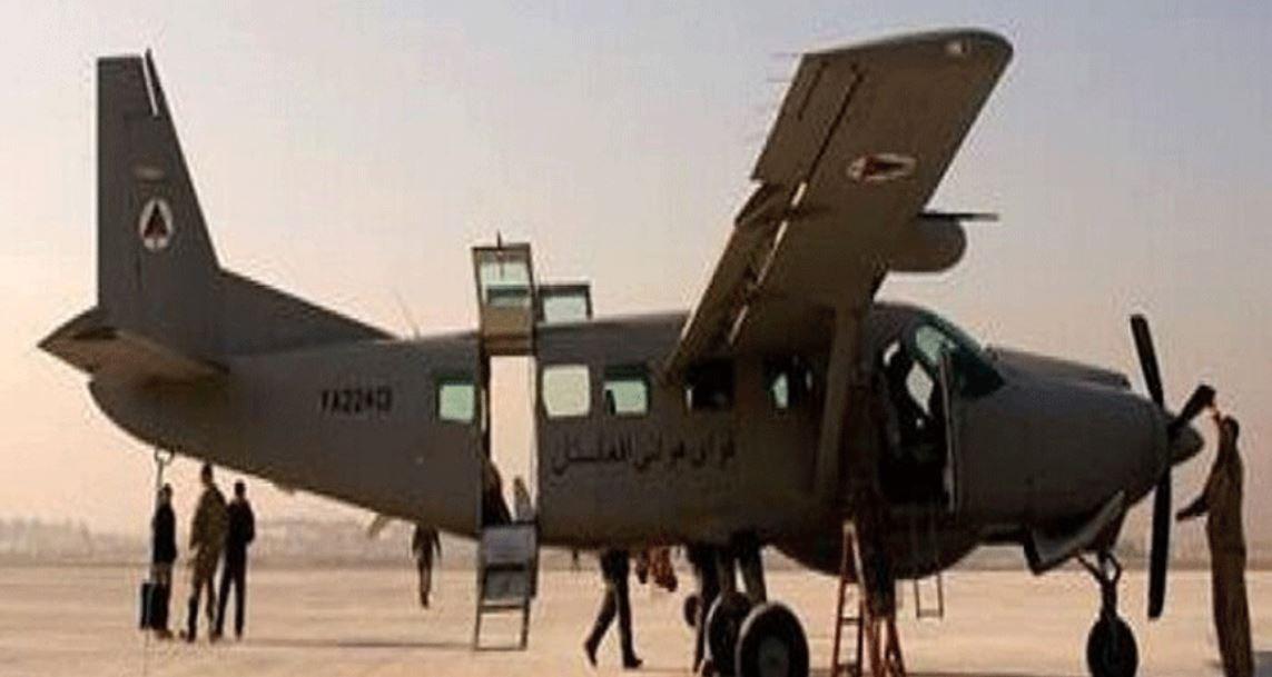 আফগান সামরিক বিমানকে গুলি করে ভূপাতিত করলো উজবেকিস্তান