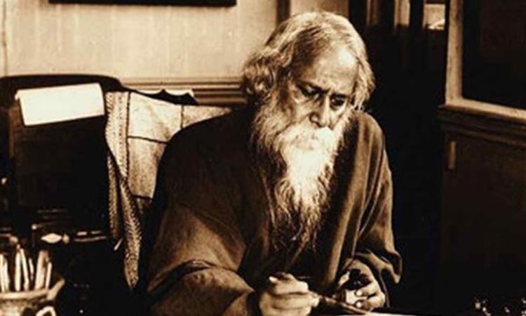 বিশ্বকবি রবীন্দ্রনাথ ঠাকুরের ৮০তম মৃত্যুবার্ষিকী আজ