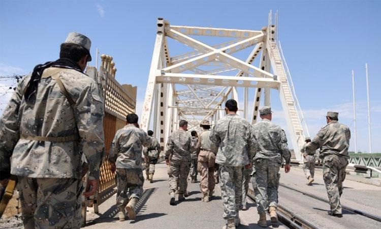 সীমান্ত অতিক্রম করে উজবেকিস্তানে আফগান সেনারা