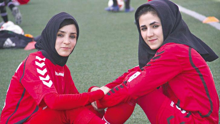আফগান নারী ফুটবলারদের হত্যার হুমকি