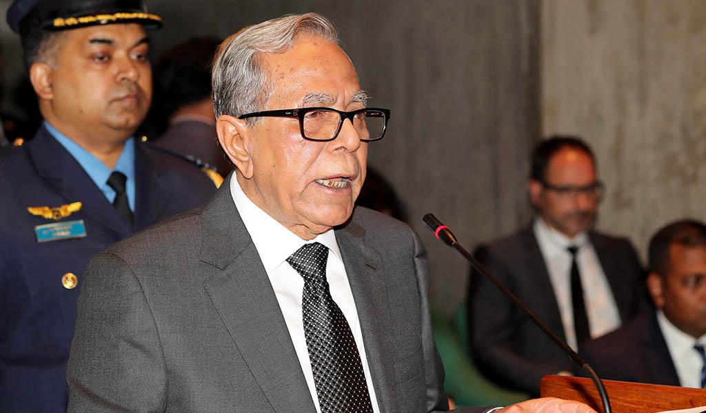 বাঙালি জাতির ইতিহাসে ২১ আগস্ট একটি শোকাবহ দিন –রাষ্ট্রপতি