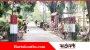দহগ্রাম করিডোর রাস্তাথেকে নির্মাণসামগ্রী সরালো বিএসএফ