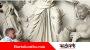 যশোরের শার্শায় প্রতিমা তৈরিতে ব্যস্ত শিল্পীরা