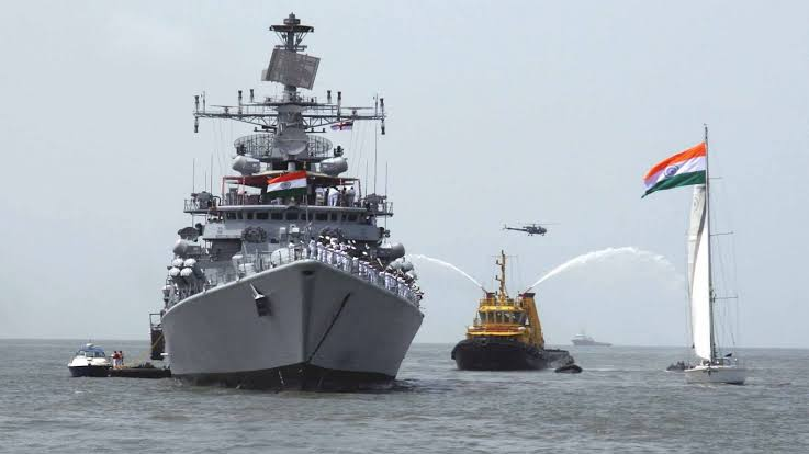 চীনকে 'টেক্কা' দিতে ভারতীয় নৌ বাহিনীতে যুক্ত হচ্ছে অত্যাধুনিক জাহাজ